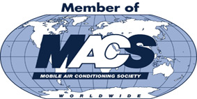 Austin Baker Auto Air Conditioner parts MACS member